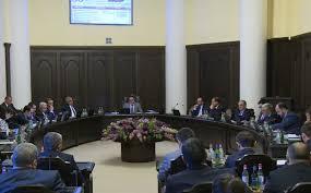 Կառավարության նիստի օրակարգ<br /> 12 Մարտի, 2020 (Ուղիղ միացում)