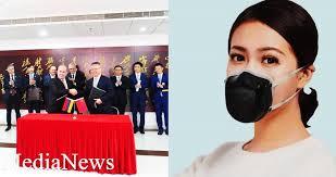 Չինաստանի Հայնան նահանգից Շիրակի մարզին ուղարկվել է 10 հազար պաշտպանիչ, բժշկական դիմակ