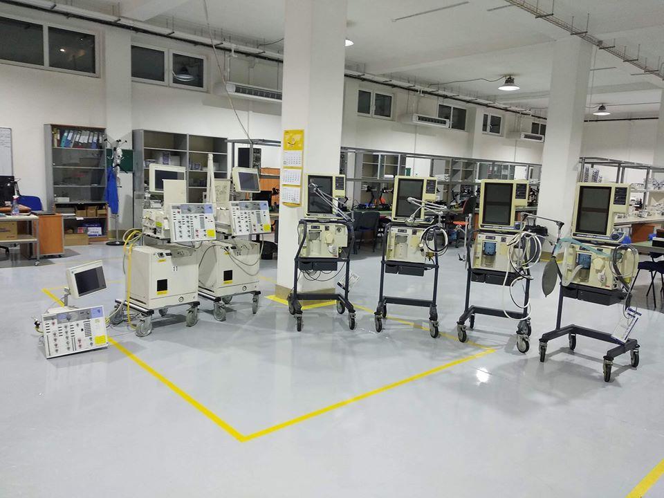 ՀՀ բարձր տեխնոլոգիական արդյունաբերության նախարարությունն ամփոփել է թոքերի օդափոխման սարքերի վերաբերյալ առաջարկները