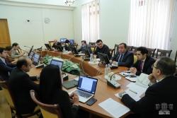 ՀՀ ԱԺ պետական-իրավական հարցերի մշտական հանձնաժողովի նիստում