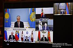 Ոչ խտրական սկզբունքների վրա հիմնված էներգակիրների միասնական շուկան պետք է դառնա ԵԱՏՄ ինտեգրման հիմքերից մեկը. վարչապետ