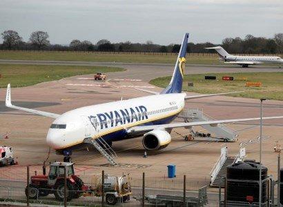 Ryanair ավիաընկերությունը հունիսին ցանկանում է վերականգնել իր տրաֆիկի 40 տոկոսը