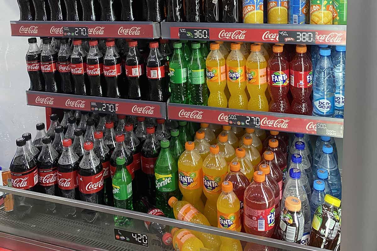 Գյումրիում հայտնաբերվել է ժամկետանց գազավորված ըմպելիք