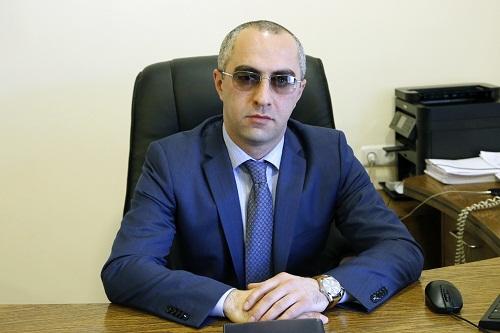 Պետական եկամուտների կոմիտեի նախագահ է նշանակվել Էդվարդ Հովհաննիսյանը