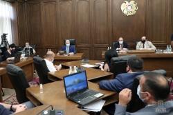 Հանձնաժողովների համատեղ նիստում անդրադարձ է կատարվել պետական եւ դատական մարմինների եկամուտների ու ծախսերի կատարողականներին