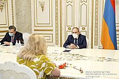 Վարչապետը և Երևանում ԵԽ գրասենյակի ղեկավարը քննարկել են Հայաստանի բարեփոխումների օրակարգը