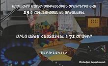 Հավանության է արժանացել Արմավիրի մարզից ներկայացված ևս 13 սուբվենցիոն հայտ. 71 ծրագիր արդեն հաստատվել է