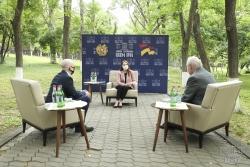 Քննարկվել են հայ-բրիտանական խորհրդարանական համագործակցությանն առնչվող հարցեր