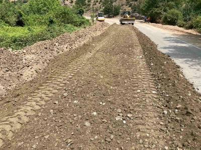 Լիճքից մինչև Մեղրի 10 կմ ճանապարհահատվածը հիմնանորոգվում է