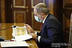 Վարչապետ Նիկոլ Փաշինյանին ներկայացվել է ՀՀ քաղաքաշինության կոմիտեի 2019 թ. միջոցառումներն ու դրանց կատարողականը