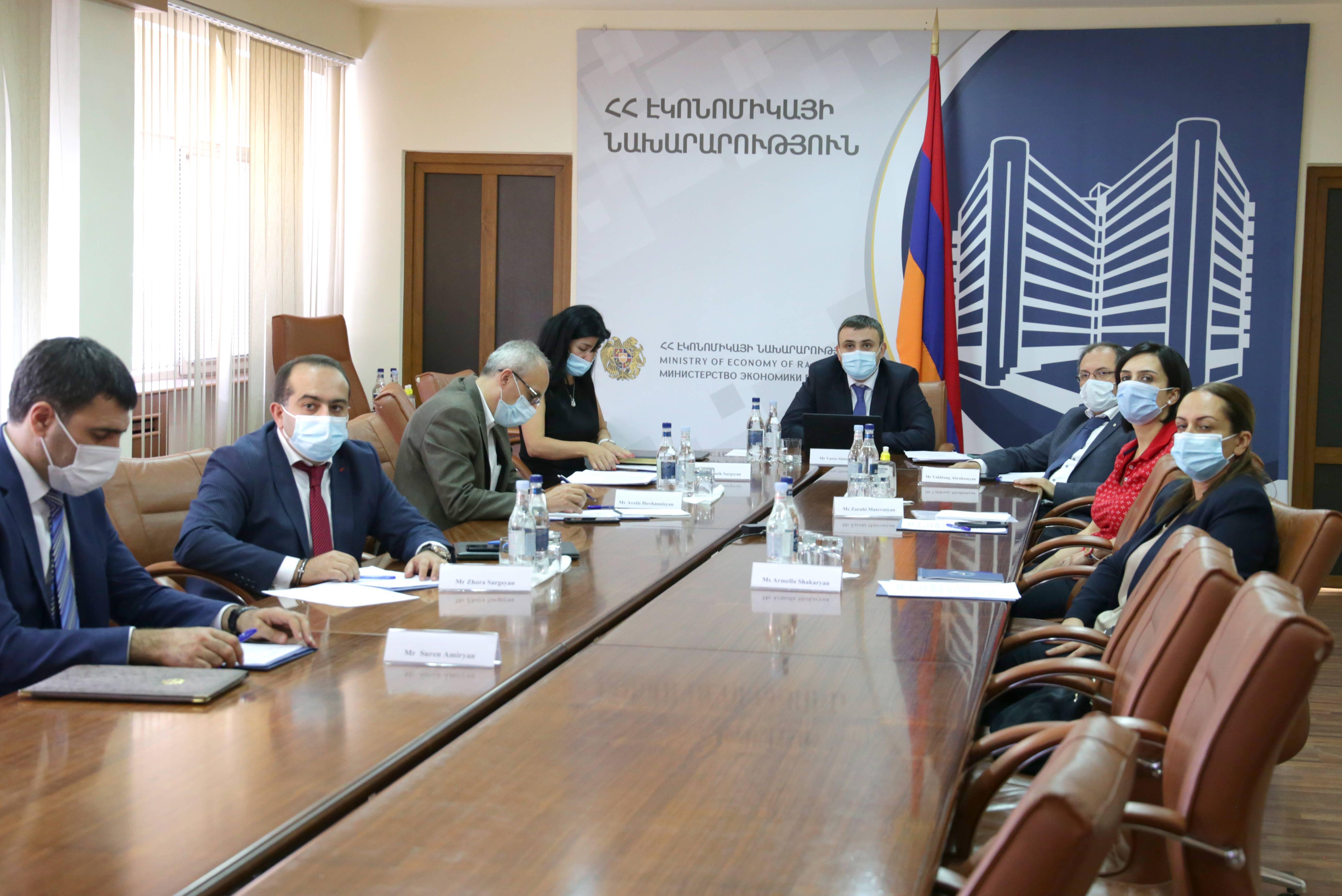 Կայացել է Հայաստան-ԱՄՆ առևտրի և ներդրումների հարցերով խորհրդի երրորդ նիստը