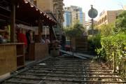 Արաբկիրում և Կենտրոնում ապամոնտաժվել են ապօրինի շինություններ