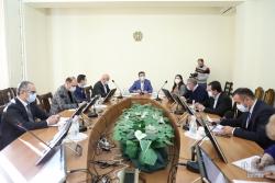 Քննարկվել է ՀՀ ԱԺ արտահերթ նիստում առաջին ընթերցմամբ ընդունված օրենքի նախագիծը