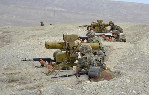 ՊԲ 4 զինծառայողներ ներթափանցել են թշնամու թիկունք և ոչնչացրել ականանետային դասակ