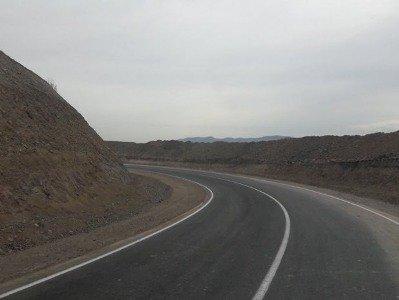 Ավարտվել է Ոսկեպարի սկզբից մինչև Բաղանիս շրջանցիկ մոտ 1 կմ երկարությամբ ճանապարհի կառուցումը