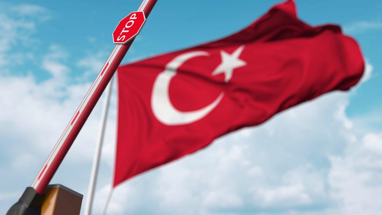 ՊԵԿ. Դեկտեմբերի 31-ից կգործի թուրքական ծագման ապրանքների ներմուծման վերաբերյալ արգելքը` 6 ամիս ժամկետով