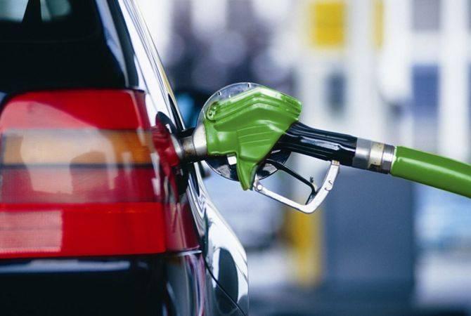 Մեկ տարում բենզինի գինը նվազել է 12.2%-ով, դիզելային վառելիքինը՝ 23.0%-ով