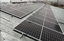 Ակունք խոշորացված համայնքում ավարտվել են արևային կայանի տեղադրման աշխատանքները