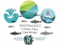 Առգրավվել է 5.153 հատ (1.837 կգ) «Սիգ» տեսակի ձուկ