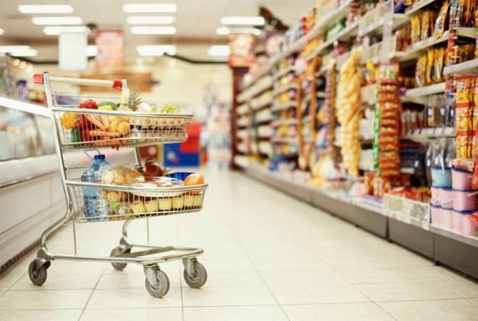 Մրգի և բանջարեղենի գներն աճել են 17.1%-ով՝ սննդամթերքի և ոչ ալկոհոլային խմիչքի 4.5% գնաճի ֆոնին