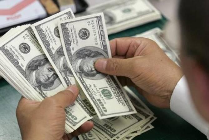ՀՀ պետական պարտքը մեկ տարում աճել է 647 մլն 230 հազ. դոլարով կամ 8.84%-ով