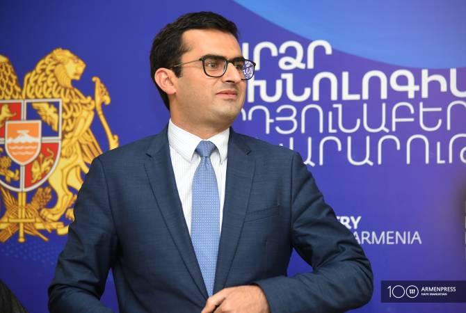 Հայաստանի բարձր տեխնոլոգիական արդյունաբերության ոլորտն աճել է երկնիշ ցուցանիշով
