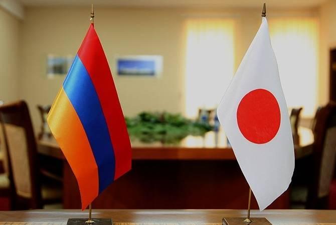 Ճապոնիան 3.6 մլն ԱՄՆ դոլարի աջակցություն կտրամադրի Հայաստանին