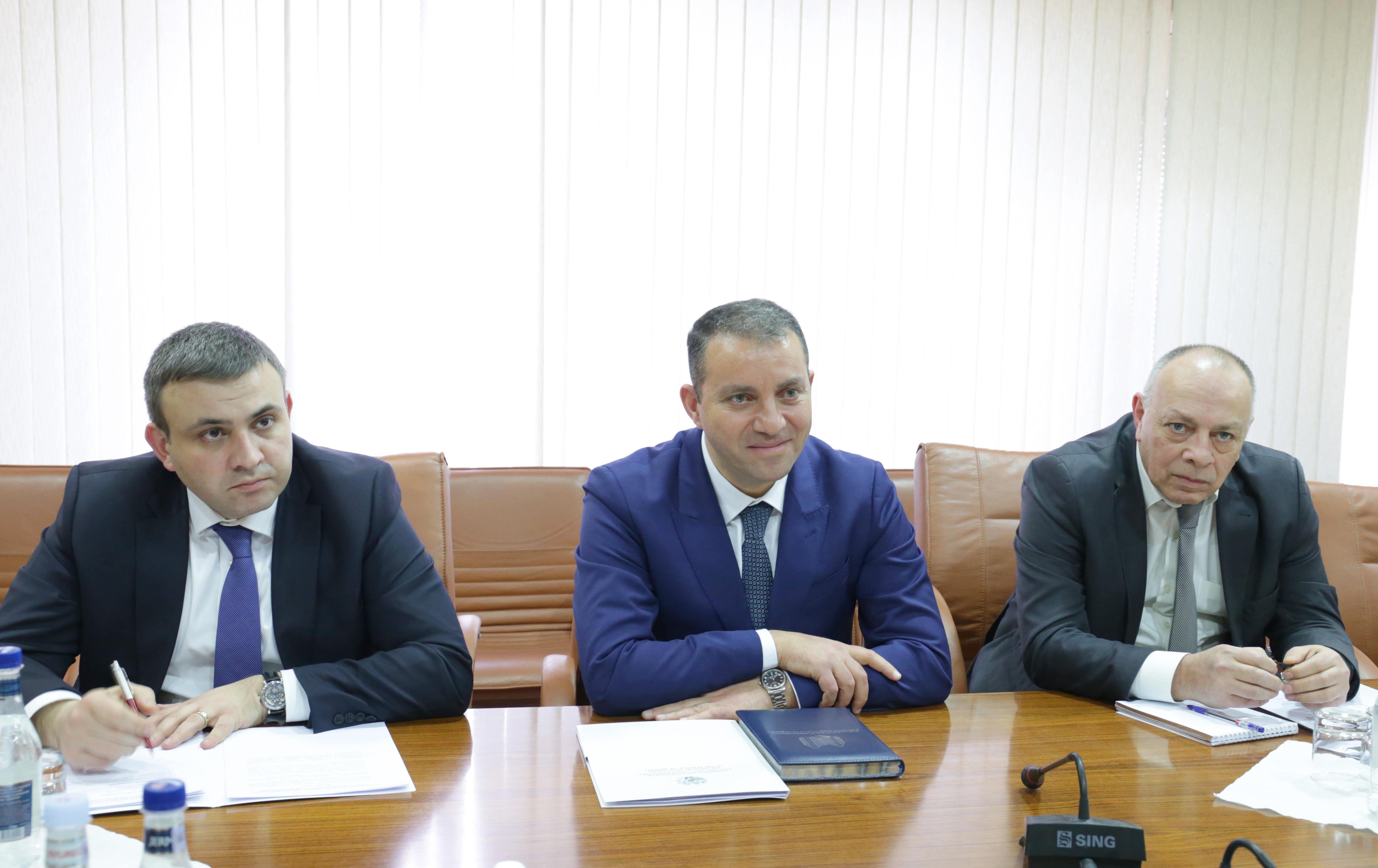 Քննարկվել են տնտեսության ոլորտում հայ-բելառուսական համագործակցության հեռանկարները<br />  <br /> 23 Փետրվարի, 2021<br />  <br />