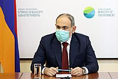«Բնական պաշարների օգտագործումը պետք է լինի խելամիտ». վարչապետը ծանոթացել է Շրջակա միջավայրի նախարարության ծրագրերին