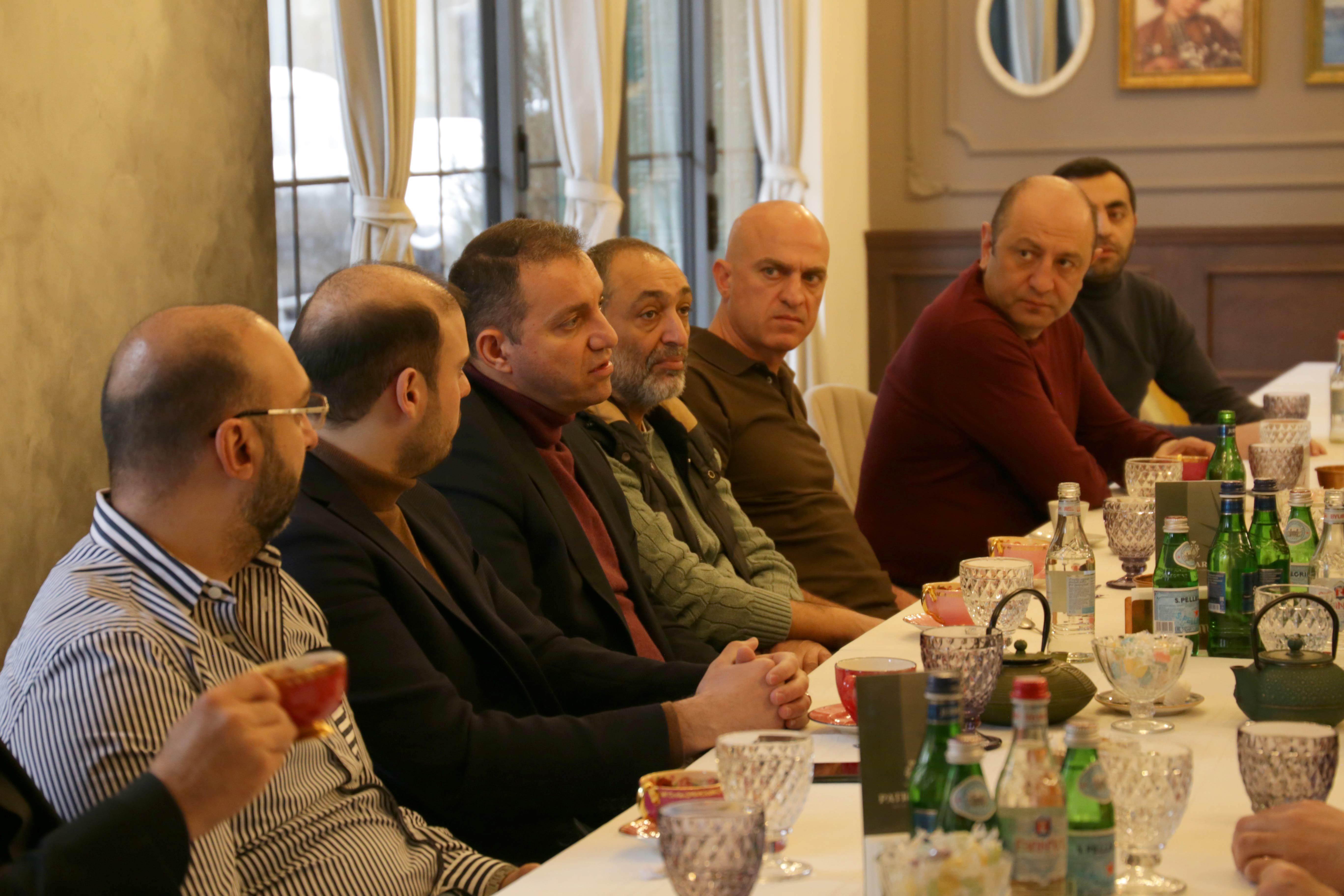 Ռեստորանների հայկական միության անդամների հետ քննարկվել են համագործակցության հետագա անելիքները