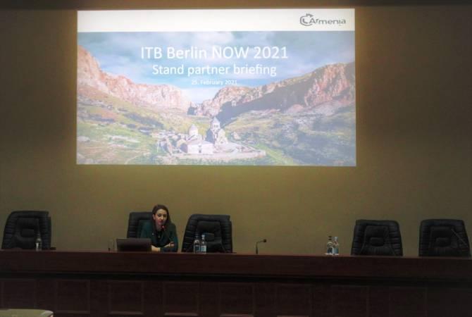Հայաստանը մեկ միասնական տաղավարով կներկայանա ITB Berlin միջազգային զբոսաշրջային ցուցահանդեսին