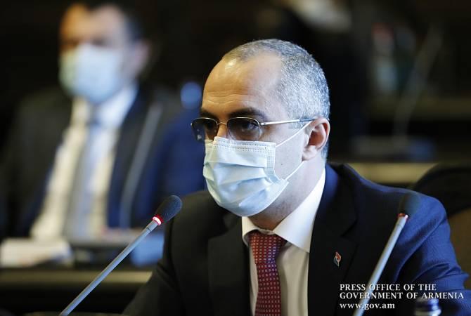 ՊԵԿ-ը քննարկում է սահմանին վճարվող ԱԱՀ-ի վերացման առաջարկները