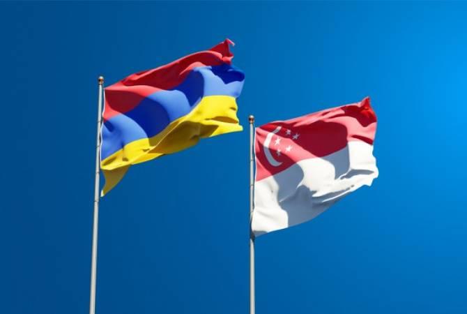 Հայաստանի և Սինգապուրի միջև եկամուտների կրկնակի հարկումը կբացառվի