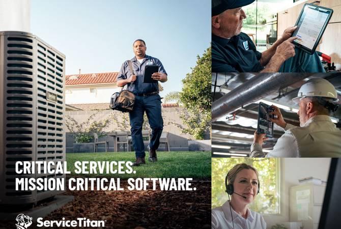 Հայ հիմնադիրներ ունեցող ServiceTitan-ը 500 միլիոն դոլար ներդրումից հետո գնահատվում է 8.3 միլիարդ դոլար