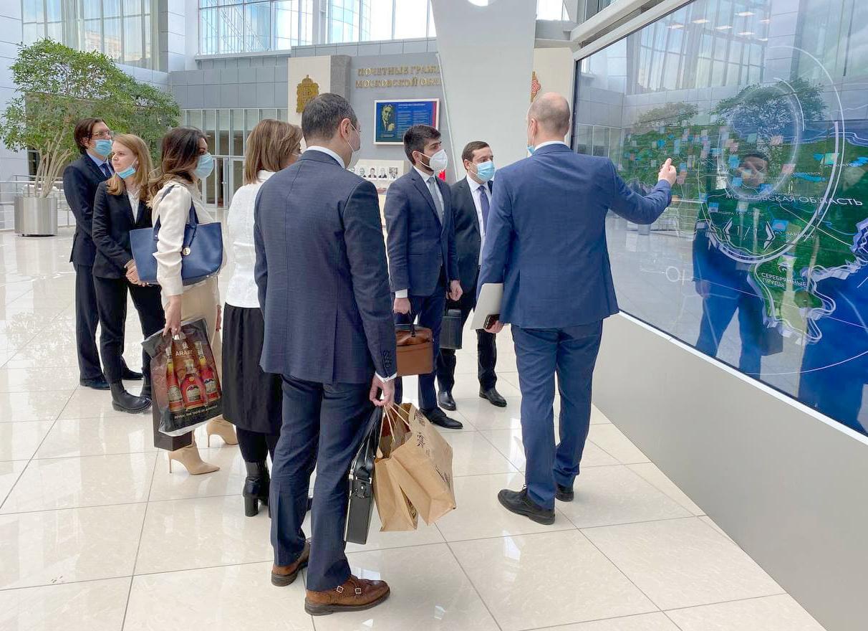 Արման Խոջոյանը Մոսկվայում մի շարք հանդիպումներ է ունեցել ՌԴ և ԵՏՀ պաշտոնյաների հետ