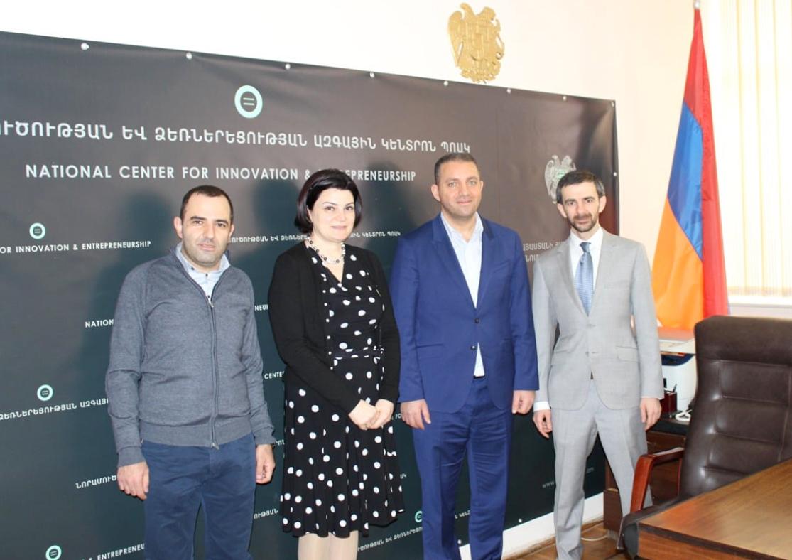 Հայաստանի ապագան տեխնոլոգիական զարգացման, գիտահենք տնտեսության կառուցման մեջ է. աշխատանքային քննարկում ՆՁԱԿ-ում