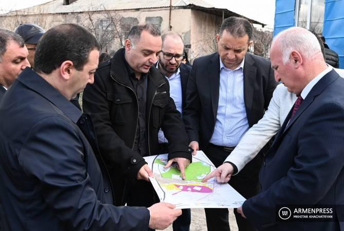Հայաստանում կկառուցվի կայուն ենթակառուցվածքներով, ծախսաարդյունավետ ռեսուրսներով, էկոլոգիապես մաքուր համայնք