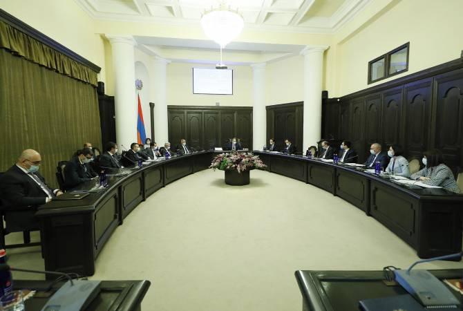 Կառավարությունն արտոնություններ տրամադրեց մի քանի մլրդ դրամի ներդրումային ծրագրերի