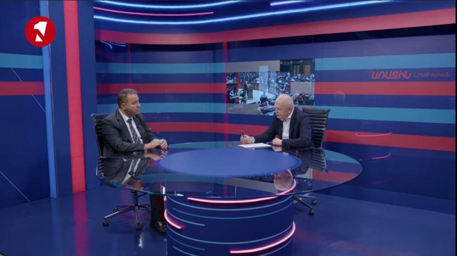 ՀՀ էկոնոմիկայի նախարար Վահան Քերոբյանի հարցազրույցը «Առաջին լրատվական»-ին