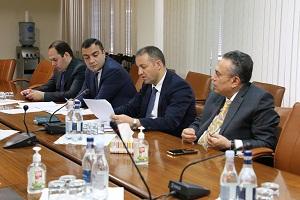 Տեղի է ունեցել Հայաստանում գյուղական տարածքների տնտեսական զարգացման հիմնադրամի հոգաբարձուների խորհրդի նիստը