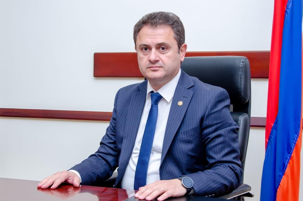 Հայկ Չոբանյանը նշանակվել է ՀՀ բարձր տեխնոլոգիական արդյունաբերության նախարար