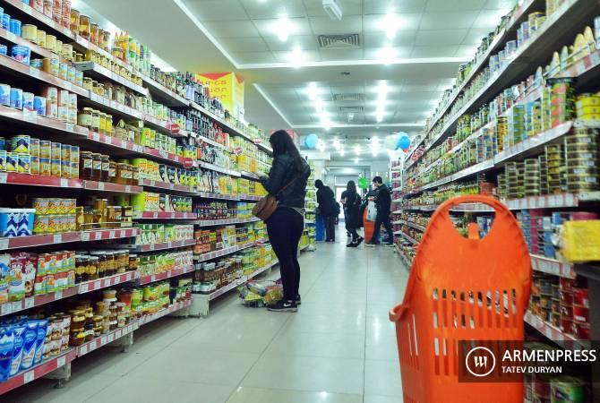 ԿԲ նախագահը ՀՀ-ում որոշ ապրանքների գների աճը կապեց նաև համաշխարհային շուկայում նկատվող գնաճի հետ