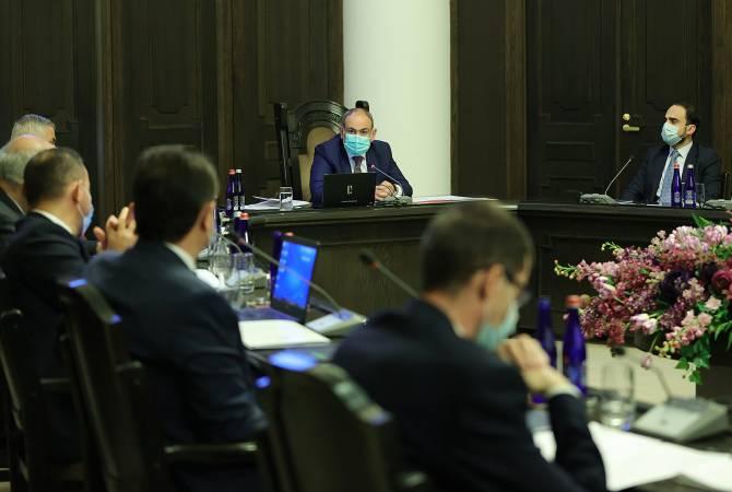 Հայաստանում գրանցված աշխատատեղերի նոր ռեկորդներ ենք սահմանում. Նիկոլ Փաշինյան