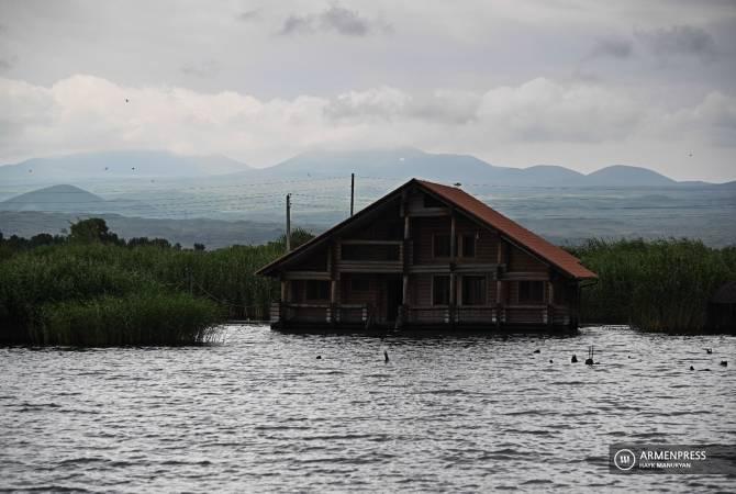 Սեւանա լճի մակարդակը նախորդ տարվա մայիսի 24-ի համեմատ բարձր է մնում 14 սանտիմետրով