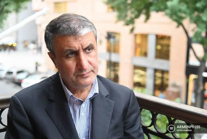 Արտաշատ-Մեղրի ճանապարհ, ներդրումային ծրագրեր, նոր չվերթներ․ Իրանի նախարարը ներկայացնում է համատեղ նախագծերը
