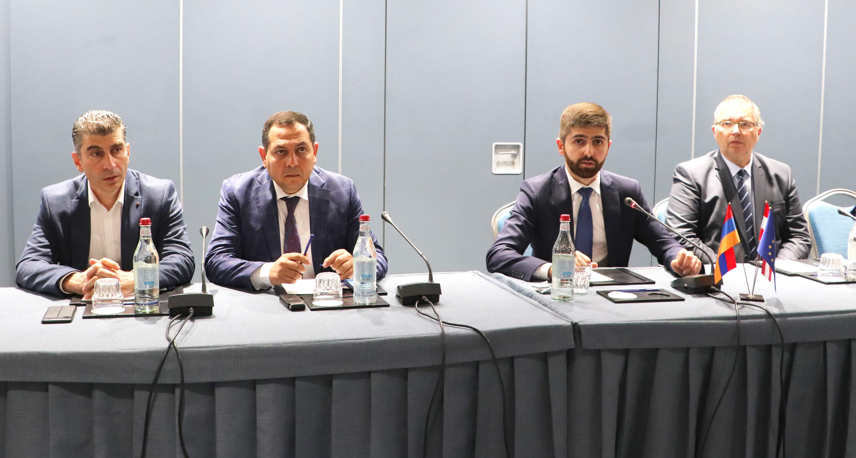Քննարկում՝ նվիրված Հայաստանում օրգանական գյուղատնտեսության օրենսդրությունում առաջարկվող փոփոխություններին