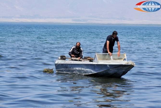 Խեցգետնի պաշարը Սևանա լճում կազմում է 105 տոննա