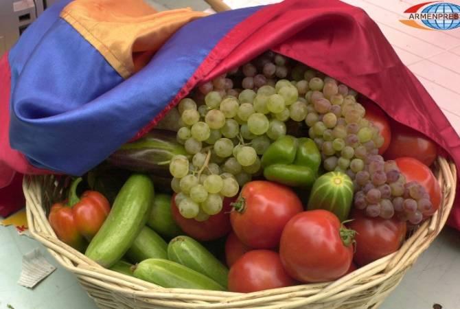 Պտուղ-բանջարեղենի, խաղողի մթերման ծավալն աճել է. Փաշինյանը ներկայացրեց գյուղոլորտի աշխատանքները