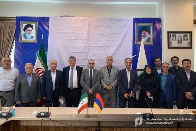 Հայաստանն ու Իրանը պլանավորում են օպերատիվ կապ ստեղծել Մեղրիի և Նորդուզ անցակետերի միջև