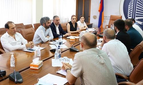 Կայացել է Հայաստանի խաղողագործության և գինեգործության հիմնադրամի հոգաբարձուների խորհրդի նիստը